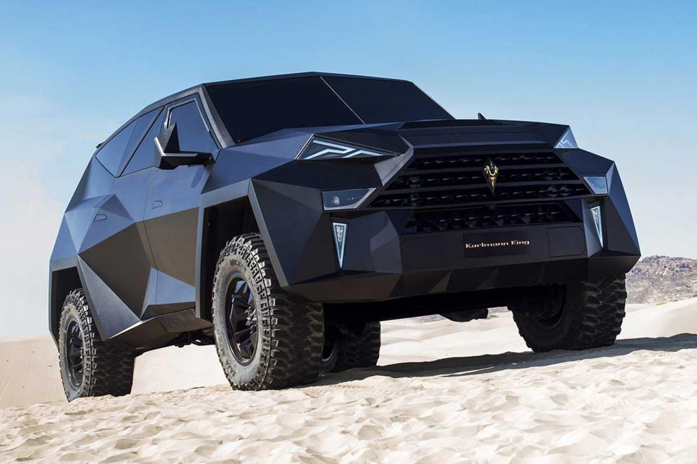 Karlmann King Is The Most Expensive SUV In The World