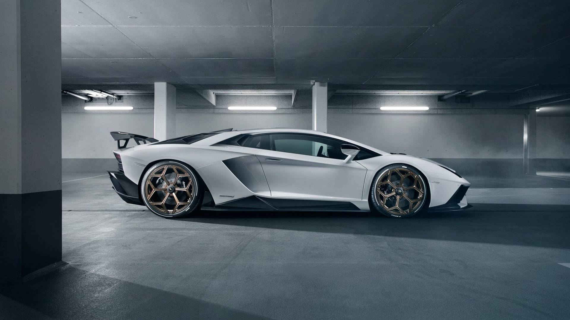 Bmw Mountain View >> Novitec Makes Lamborghini Aventador S Lighter And More Powerful