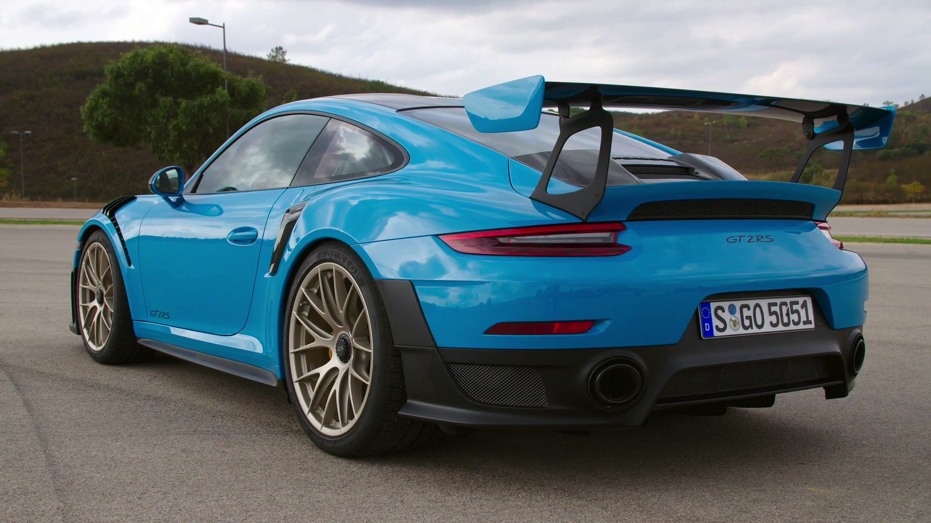 New Porsche 911 Gt2 Rs Hit Used Market For Nearly R10