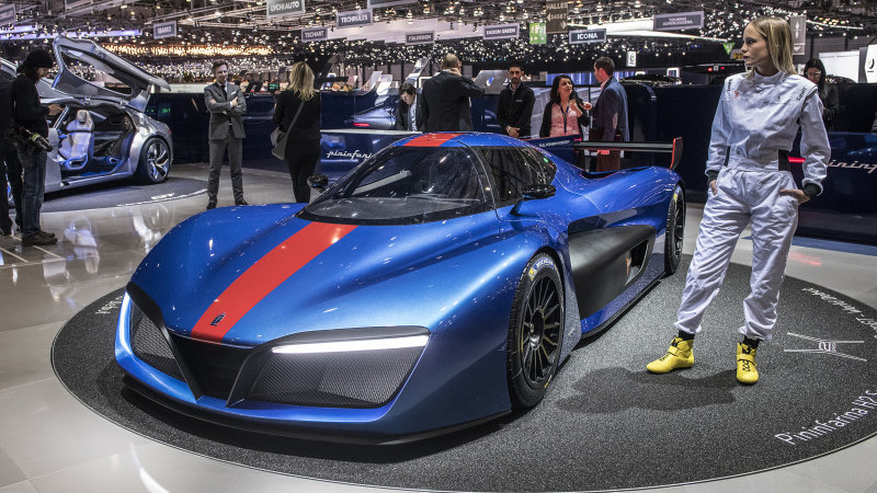 Pininfarina Electric Hypercar Coming With 100 KM/H Sprint In Under 2 Seconds