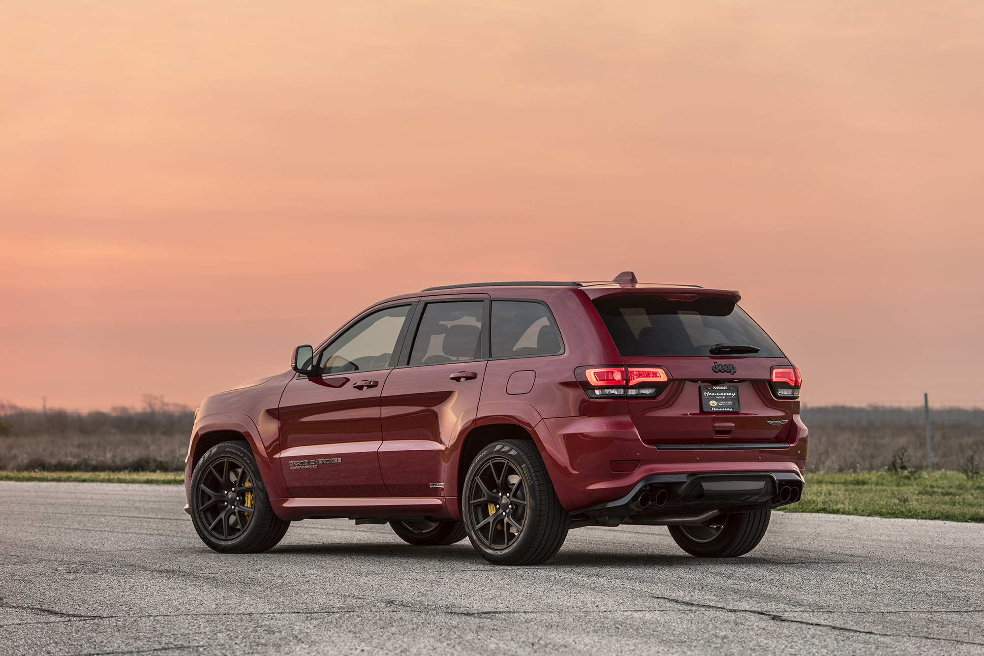 Hennessey Can Give Your Jeep Grand Cherokee Trackhawk 1 012 Hp