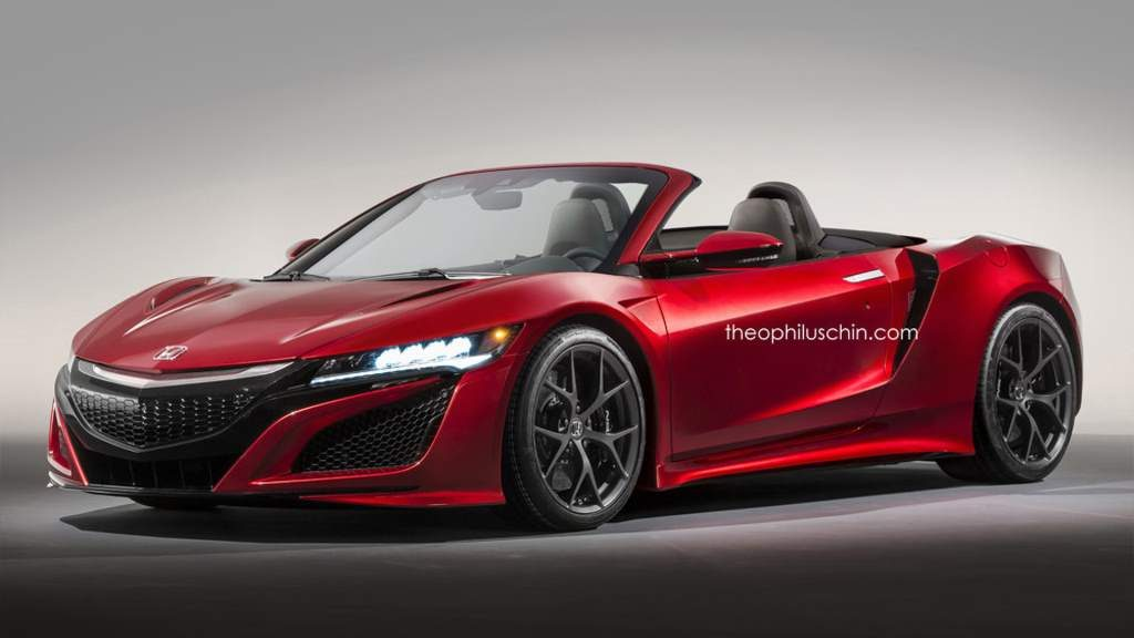 Honda Nsx Roadster May Arrive This Year