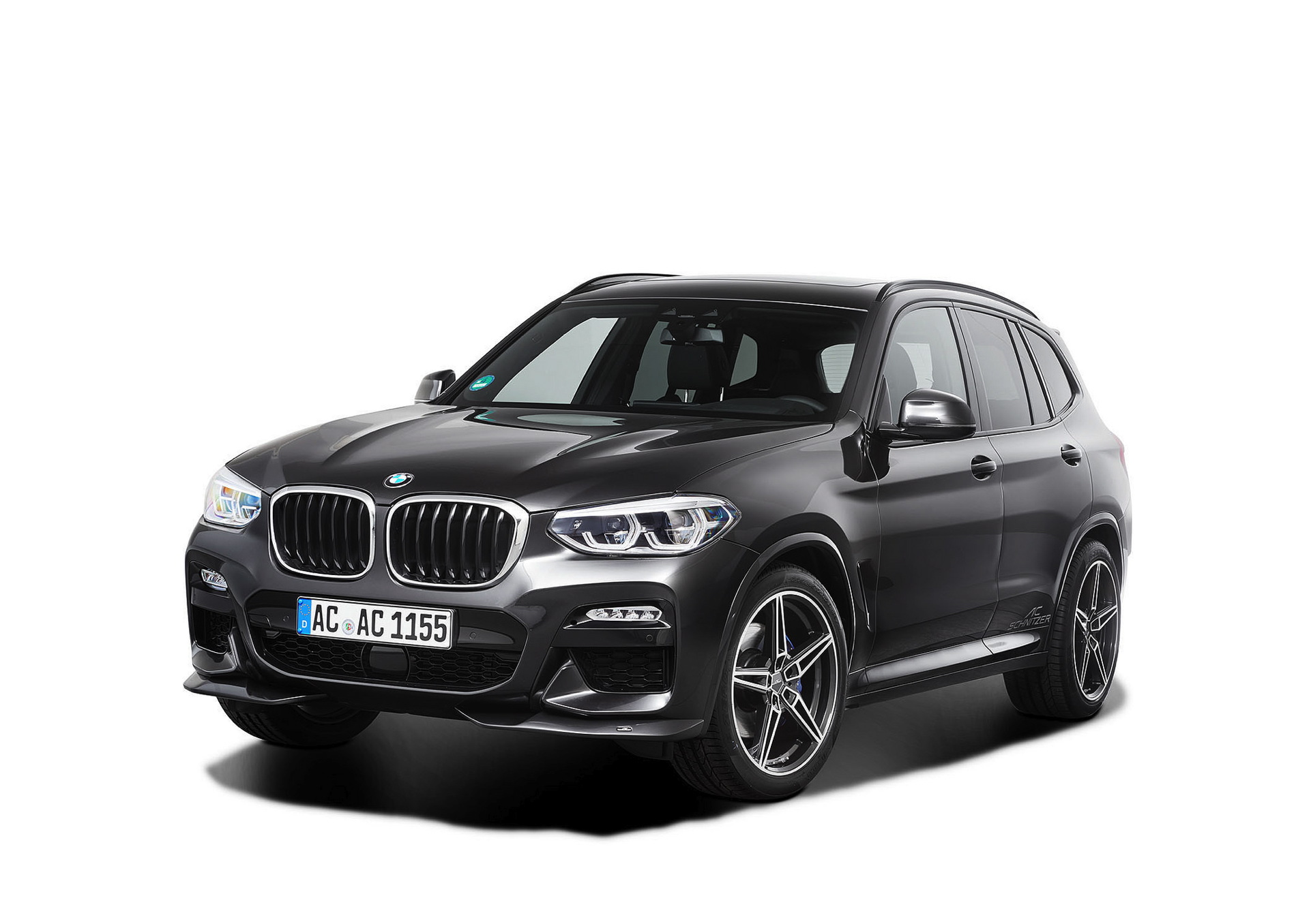 Ac Schnitzer Give New Bmw X3 More Power And Meaner Looks