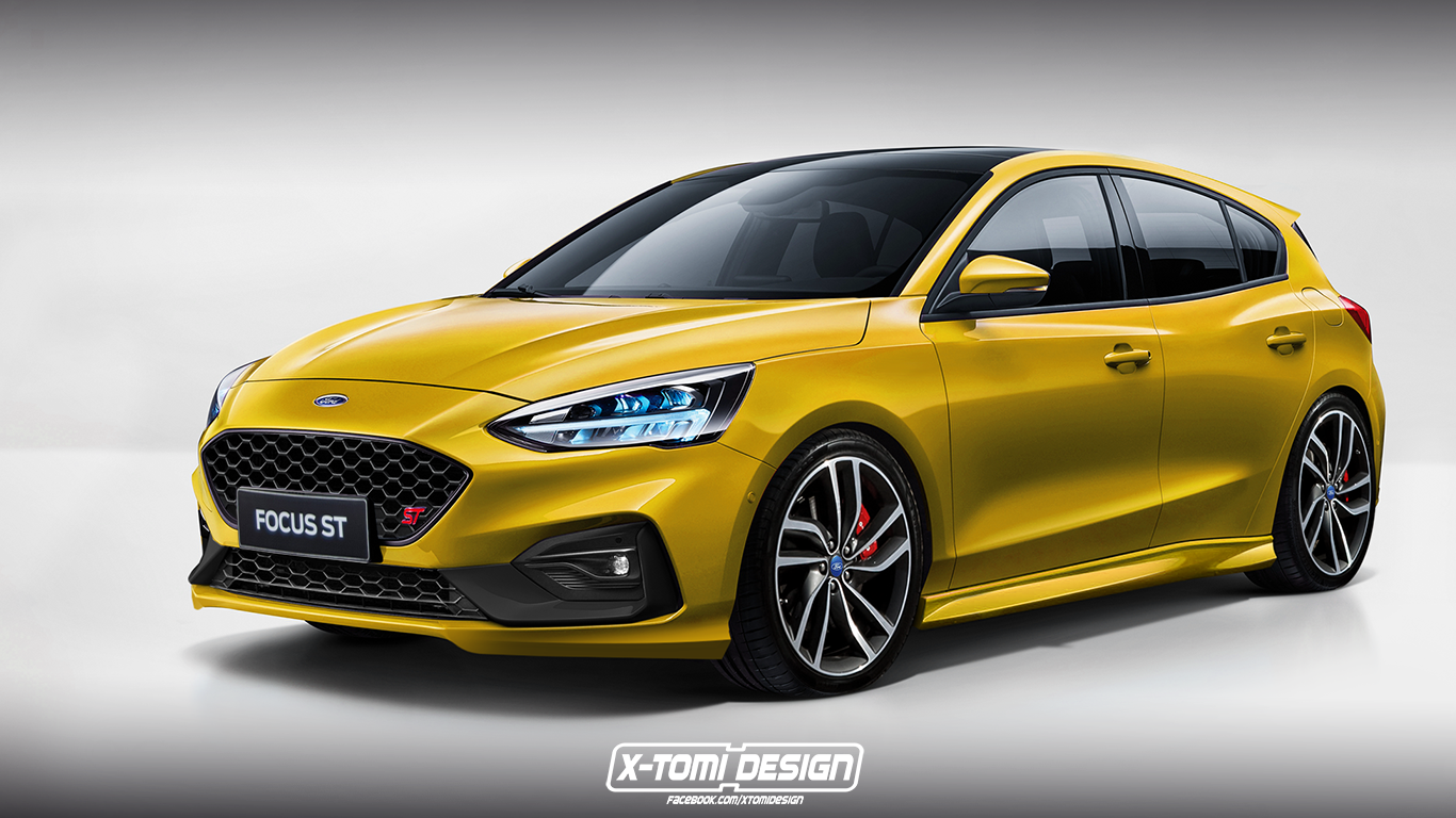 new ford focus st could be getting 1 5 litre turbo unit. Black Bedroom Furniture Sets. Home Design Ideas
