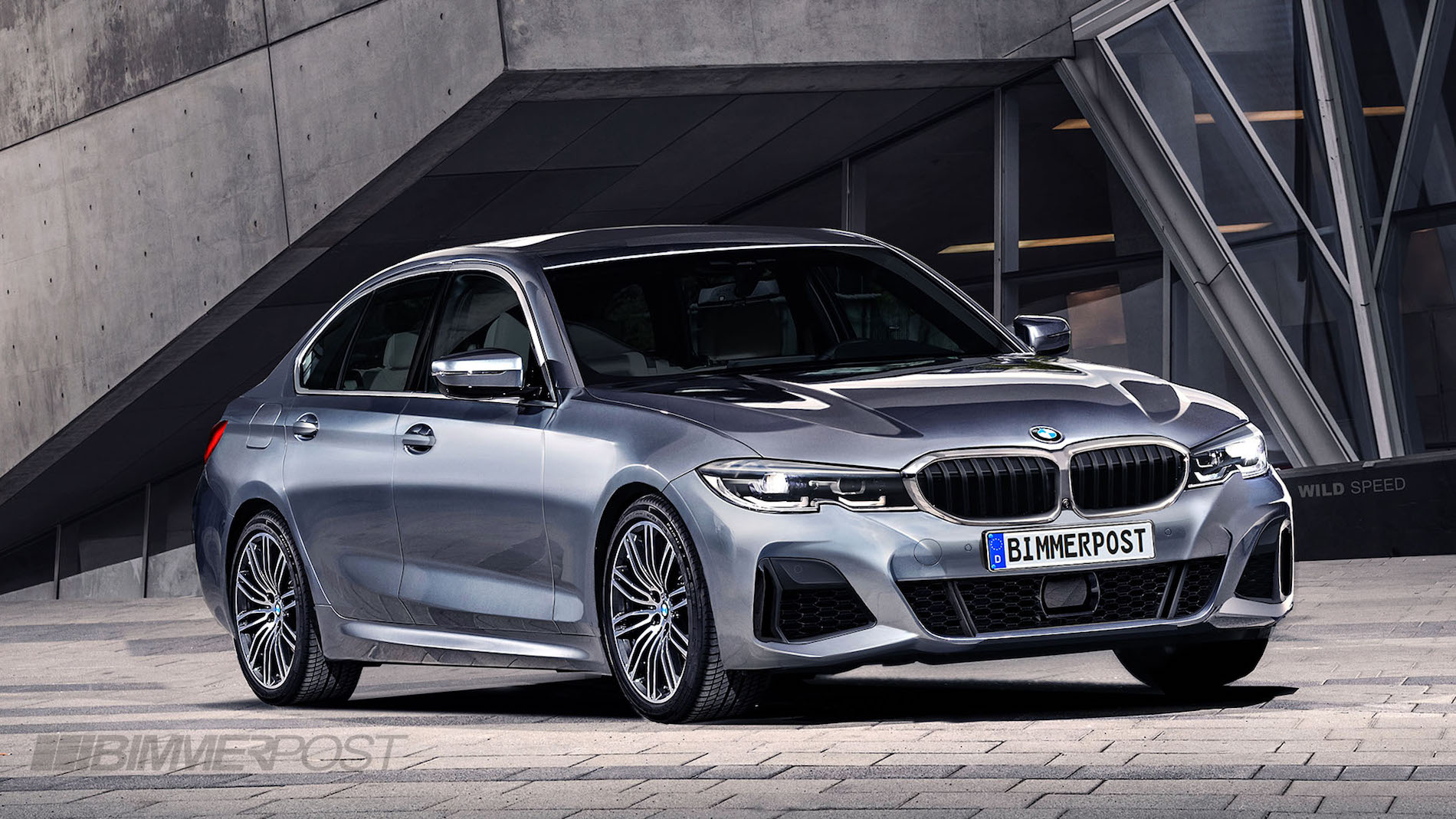 Bmw Serie 3 G20 >> G20 BMW 3 Series Rendered After Latest Spy Shots