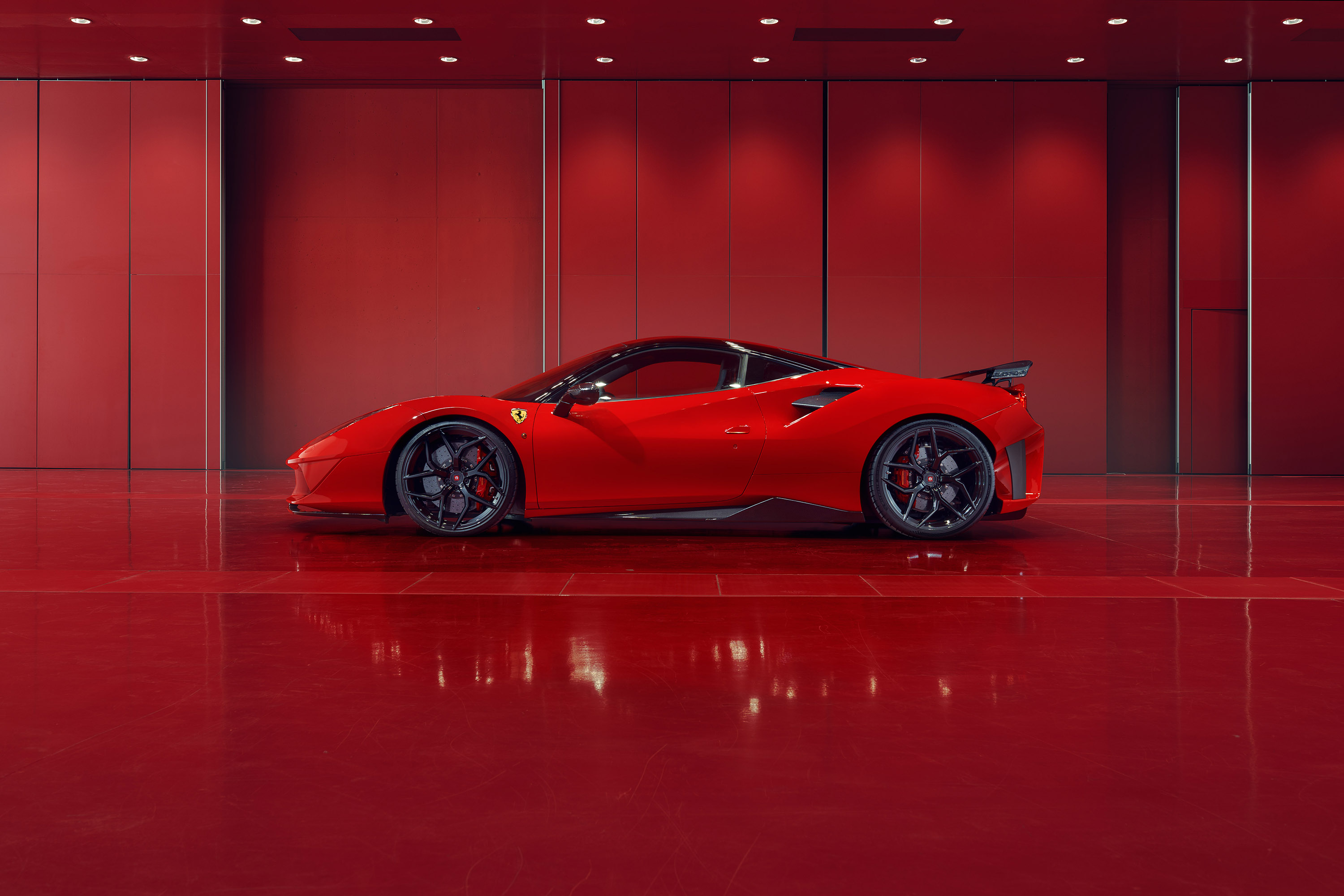 Pogea Racing Reveal Radical 820 Hp Ferrari 488 Gtb Package