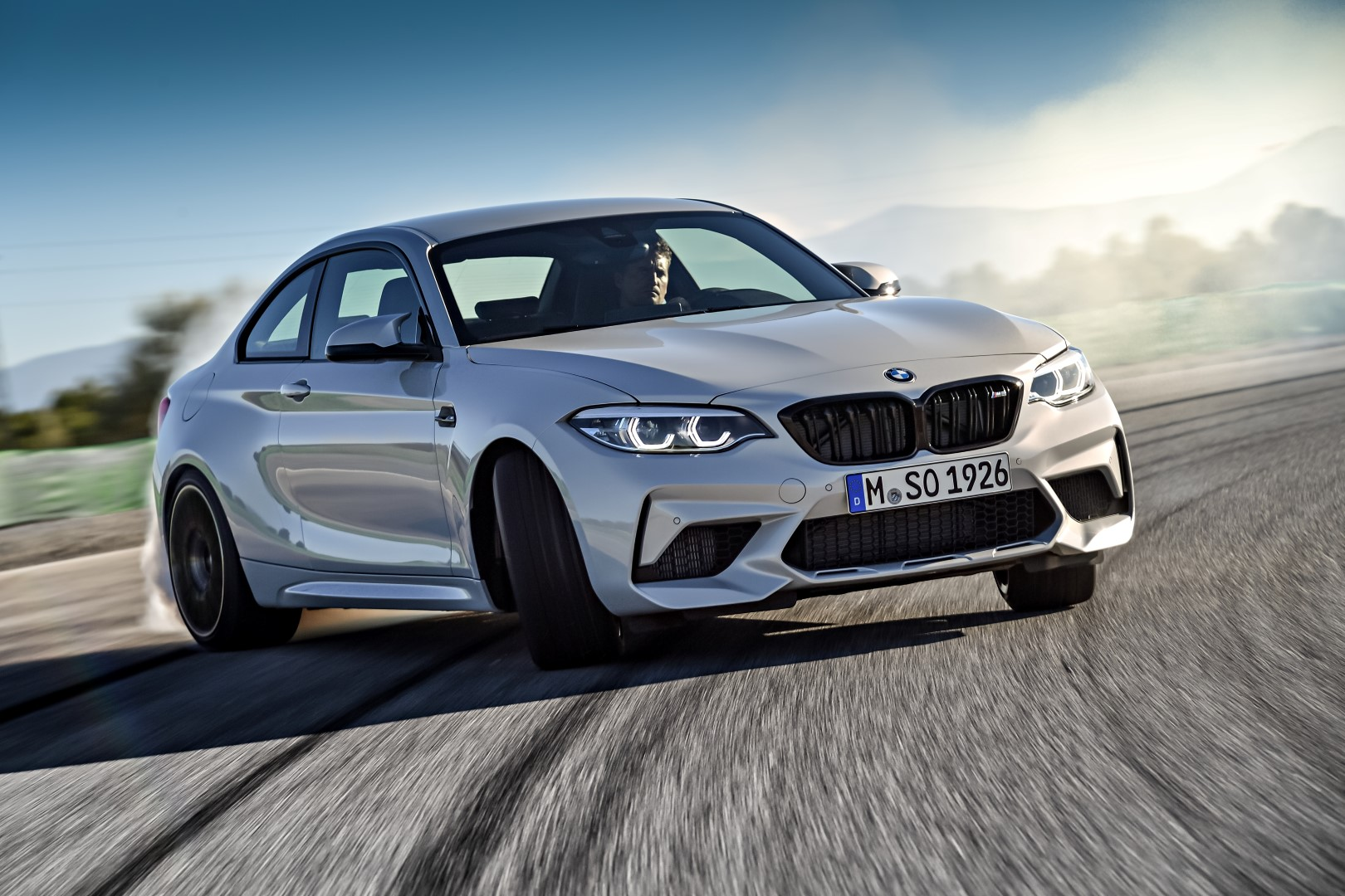 Bmw M2 Competition Is Official
