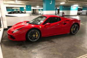 ferrari 488 spider south africa