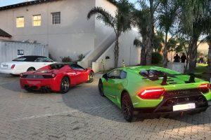 lamborghini huracan performante ferrari 488 spider south africa