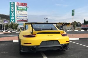 yellow porsche gt2 rs south africa