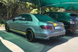 mercedes-benz e63 s amg edition 1 south africa