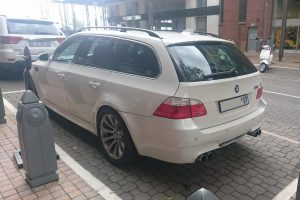 bmw m5 touring e61 south africa