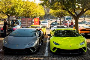 lamborghini huracan performante green grey south africa