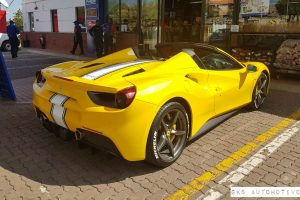 yellow 488 spider south africa