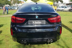 bmw x6m edition black fire south africa