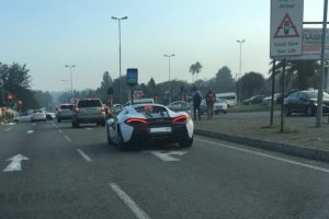 white mclaren 570s south africa
