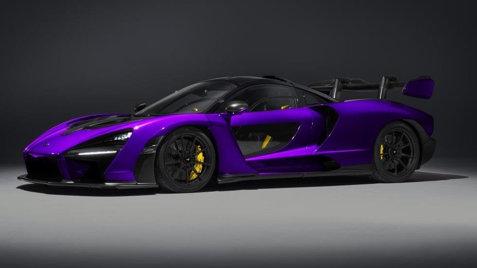 this mclaren senna is coming to south africa. Black Bedroom Furniture Sets. Home Design Ideas