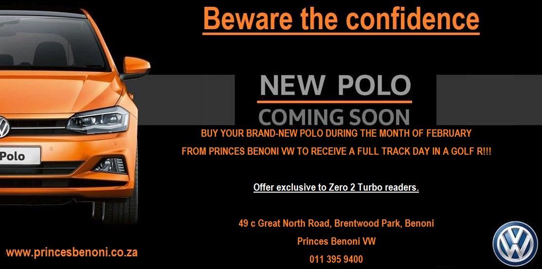 Post Sponsored by Princes Benoni VW