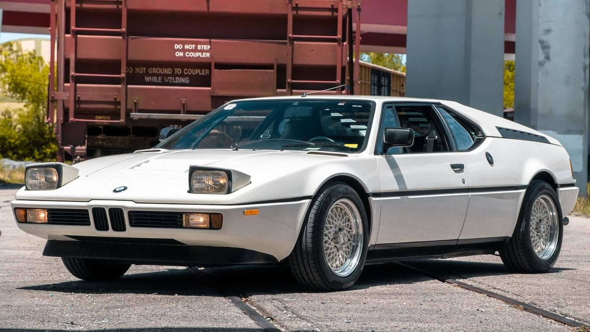 this bmw m1 with 12 000 km will set you back r11 million. Black Bedroom Furniture Sets. Home Design Ideas