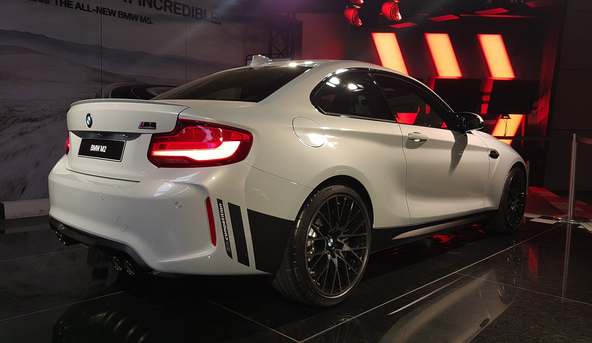 Was The BMW M2 Competition Born Due To Tighter Emission ...