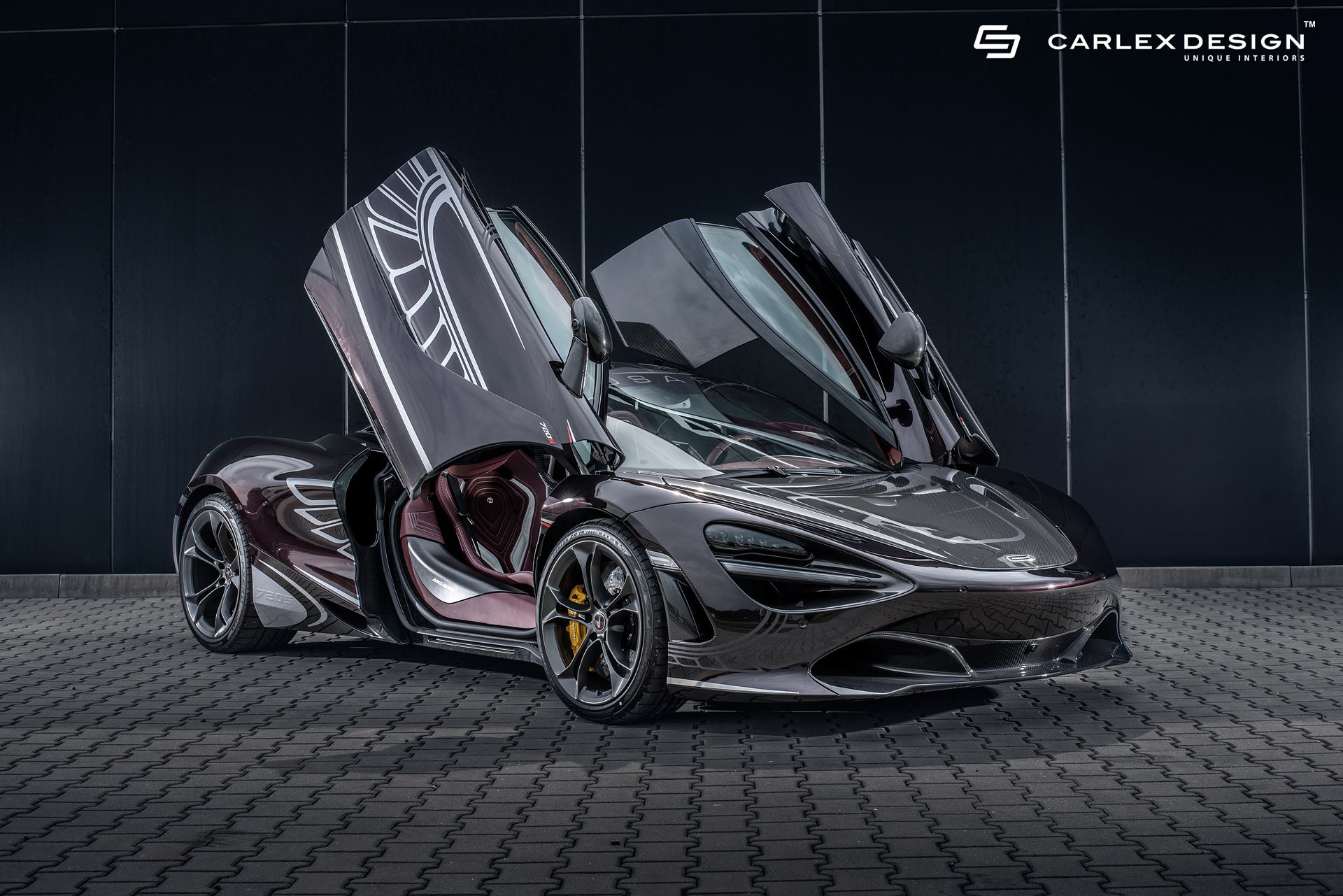 Carlex Design Mclaren 720s Interior Is Interesting To Say