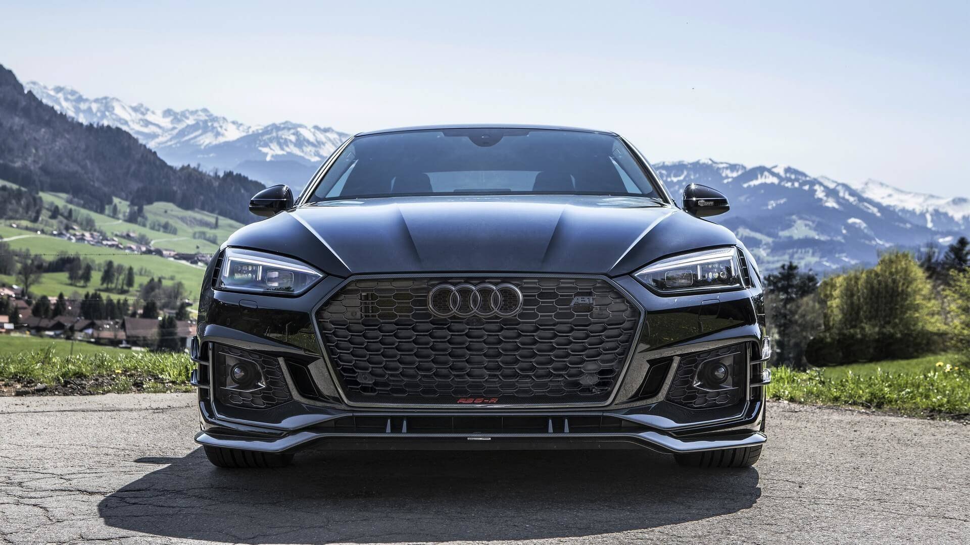 1 of 50 abt audi rs5