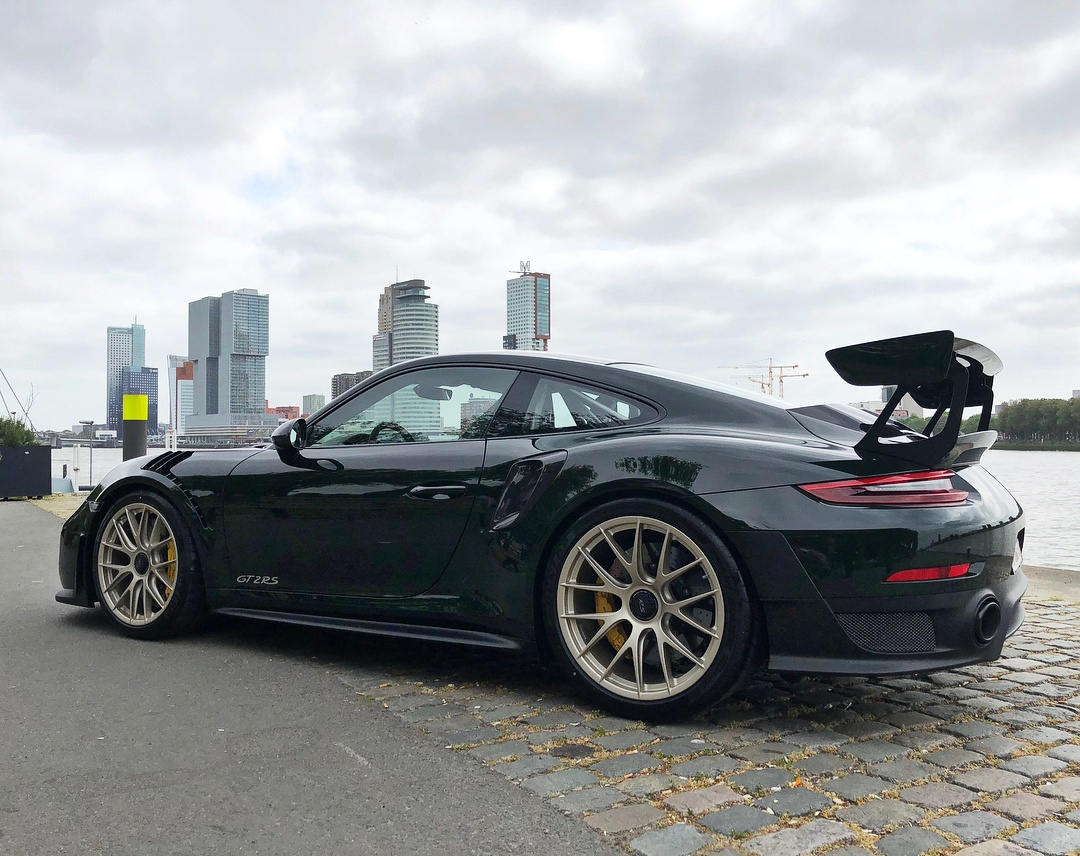 Porsche Offering 911 Gt2 Rs Customers Free Wheel Set As Compensation For Production Delay