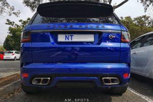 2018 range rover sport svr south africa