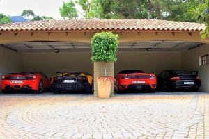 supercar collection south africa