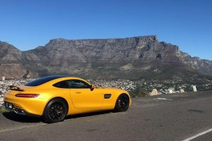 mercedes-amg gt s cape town south africa