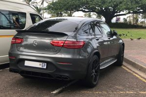 mercedes-amg glc 63 s coupe south africa