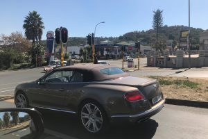 bentley continental gt convertible south africa