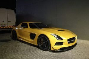 mercedes-benz sls amg black series south africa
