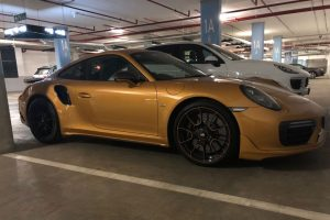 porsche turbo s exclusive south africa