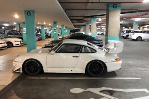 porsche kit 993 wing south africa