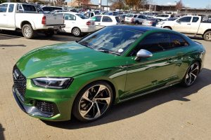 green audi rs5 south africa