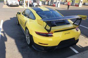 yellow porsche gt2 rs south africa