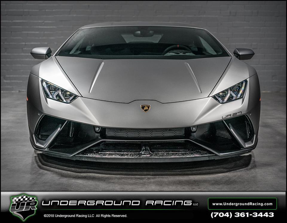 Underground Racing Boost Lamborghini Huracan Performante