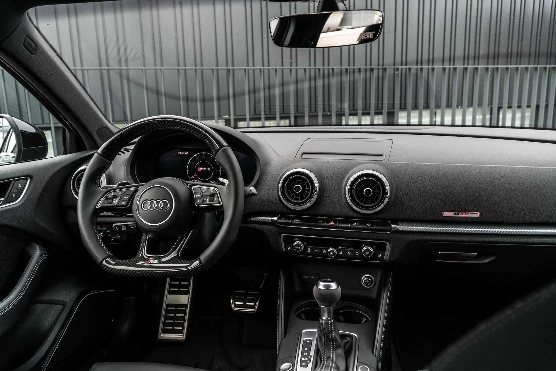 ABT Pumps Up Audi RS3 Sedan To 500 Horsepower (373 kW)