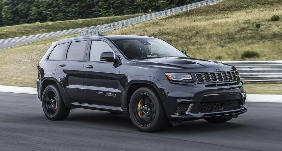 2018 jeep grand cherokee trackhawk for sale in south africa