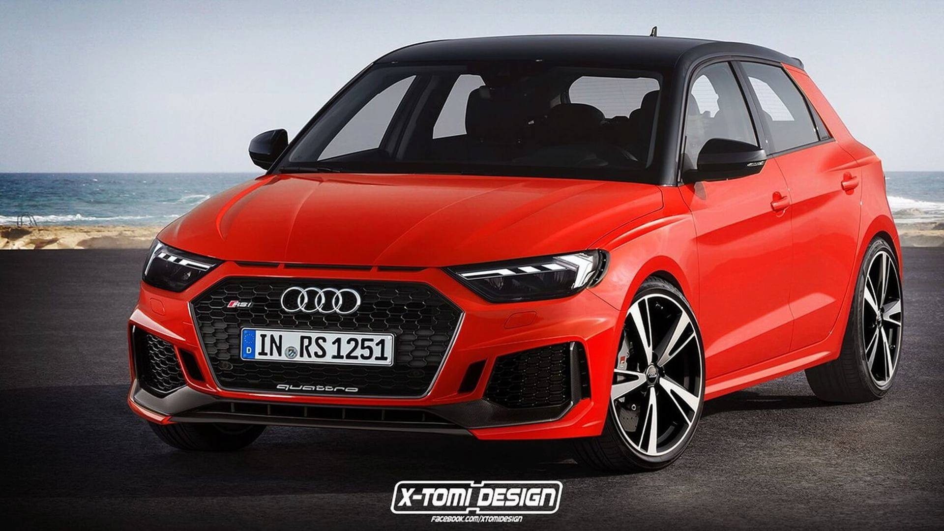 audi rs1 and rs1 clubsport quattro speculatively rendered. Black Bedroom Furniture Sets. Home Design Ideas