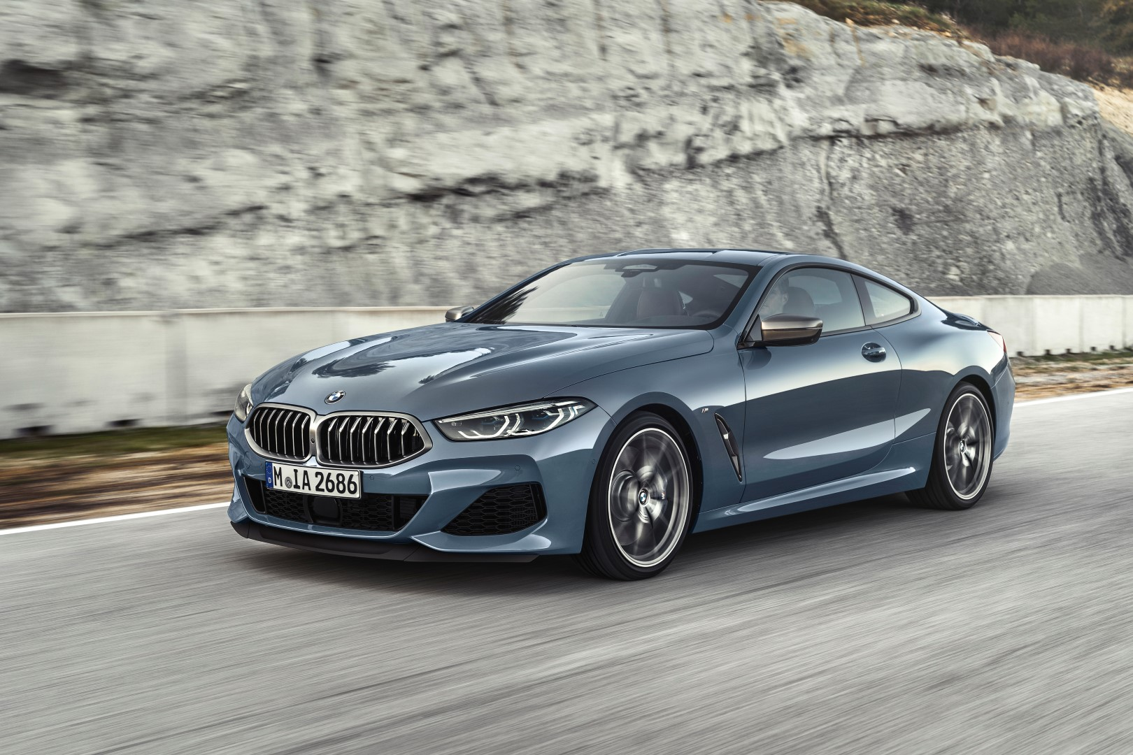 The New Bmw 8 Series Coupe Finally Revealed With Superb