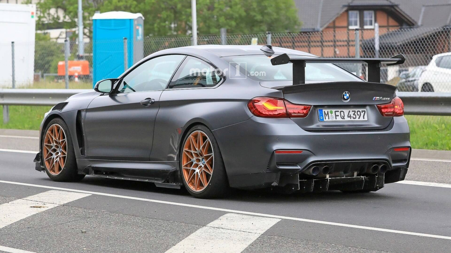 Is This A More Hardcore Or New Limited Edition Bmw M4 Gts