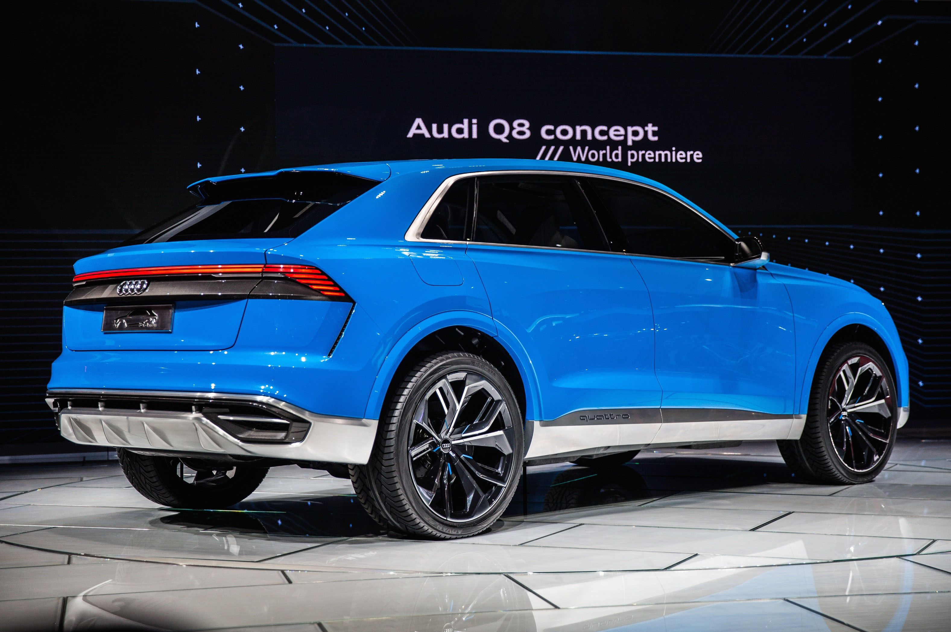 Audi SUV Range Could Expand To Include Q1 Q6 and Q9