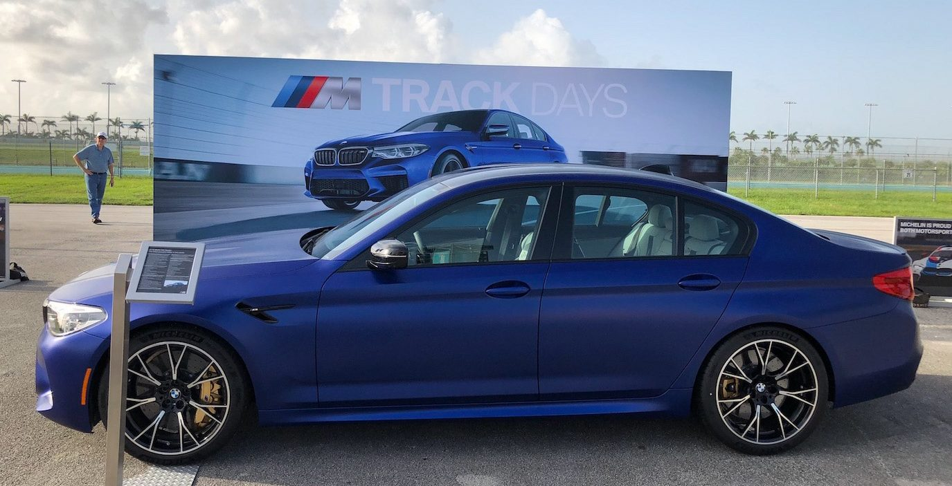 Bmw M5 Competition Pricing For South Africa