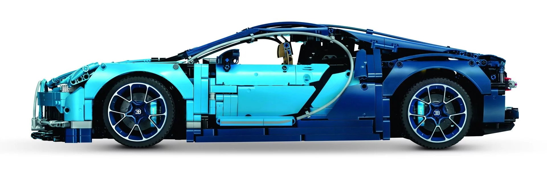 Lego Technic Reveals 3 600 Piece Bugatti Chiron And It Costs R4 500