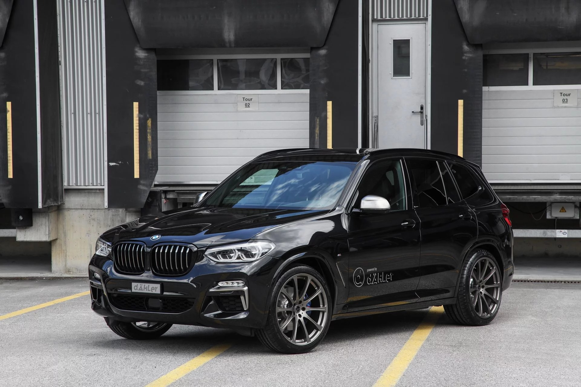 dahler cranks bmw x3 m40i up to 414 hp 309 kw. Black Bedroom Furniture Sets. Home Design Ideas