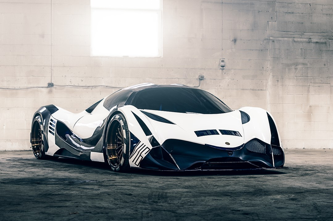 Drake Has Bought The First Devel Sixteen