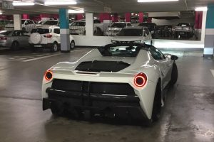 misha design ferrari 488 spider south africa