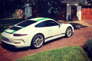 porsche 911 r green south africa